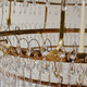 A Large Swedish Gilt-Metal and Cut-Glass Chandelier, circa 1800 - Image 4