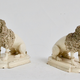 Pair of Ceramics Poodles, Probably England, 19th Century - Image 5