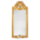 Swedish Gustavian Wall-Mirror, 18th Cent. Signed Johan Åkerblad, Stockholm. - Image 1