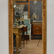 Gustavian Wall-Mirror, Giltwood, 18th Century - Image 4