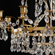 A Swedish Neoclassical Chandelier, Ca. 1790. - Image 2