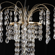 A Swedish Neoclassical Chandelier, Ca. 1790. - Image 5