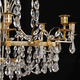 A Swedish Neoclassical Chandelier, Ca. 1790. - Image 3