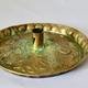 Swedish 18th Century Brass Candlestick.  - Image 3