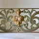 A Baroque Painted and Woodcarved Overdoor Piece.18th Century - Image 3