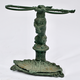A Cast Iron Umbrella Stand, Swedish, 19th Century - Image 3