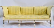 Swedish Gustavian Sofa, 18th Century