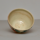 Japanese Glazed Tea Bowl With Floral Decoration - Image 6