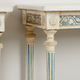 Pair of important gustavian console tables, 1790 - Image 2