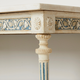 Pair of important gustavian console tables, 1790 - Image 3