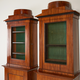 Pair of Swedish cabinets, ca 1810 - Image 5