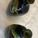 Pair of small Japanese cloisonné vases - Image 9