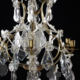 Rococo chandelier made around 1760 - Image 2