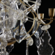 Rococo chandelier made around 1760 - Image 6