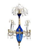 Russian chandelier, late 18th c