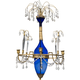Russian chandelier, late 18th c - Image 1