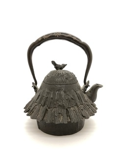 Japanes teapot, 19th c - Image 1