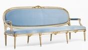 Gustavian sofa, 1770