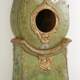 An important Swedish rococo long case clock - Image 5