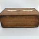 A Swedish Money Box made out of mahogany and bone, early 19th c - Image 4