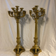 A Pair of very large French candelabra made ca 1840 - Image 10