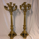 A Pair of very large French candelabra made ca 1840 - Image 11