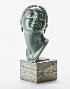 Bust, Olof Ahlberg 1920