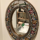 Wall-Mirror micromosaic. 19th c - Image 9