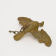 Chandelier gilt led weights in the shape of birds, 18th/19th century   - Image 2