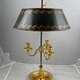 Bouillotte lamp, late 18th c - Image 9