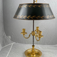 Bouillotte lamp, late 18th c - Image 2