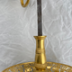Bouillotte lamp, late 18th c - Image 6