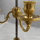Bouillotte lamp, late 18th c - Image 8