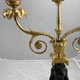 Pair of late 18th c candelabra - Image 7