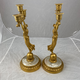 A pair of French candelabra made around 1810 - Image 6