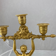 A pair of French candelabra made around 1810 - Image 9