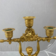 A pair of French candelabra made around 1810 - Image 10