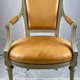 Gustavian armchair, late 18th c. - Image 1