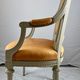 Gustavian armchair, late 18th c. - Image 3