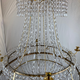 Important pair of Swedish Gustavian chandeliers made around year 1800. - Image 8