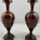 Pair of hardstone vases, probably Russian. early 19th c - Image 2