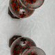 Pair of hardstone vases, probably Russian. early 19th c - Image 3