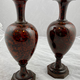 Pair of hardstone vases, probably Russian. early 19th c - Image 9