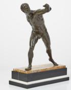 The Borghese Gladiator, second half 19th c