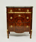 18th Century Gustavian Commode, Signed Hultsten