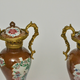 Pair of Chinese Ormolu Mounted Porcelain vases. 18th century.  - Image 8
