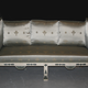 Swedish Empire sofa, 1800. - Image 1