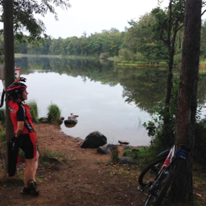 Cykeltur med lokal guide