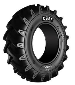 Ceat Farmax R1 ( 11.2 -24 116A6 8PR TT )