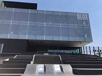 Bloxhub, the Copenhagen venue for Urbantech 2010